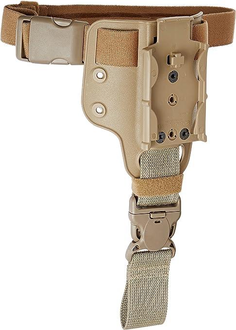 Safariland táctica pequeña pierna cubierta, un elástico correa con ...