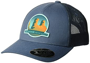 ca101489e2e Amazon.com: Outdoor Research Towers Trucker Cap, Dusk, 1size: Clothing