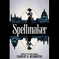 Spellmaker (Spellbreaker Book 2) book cover