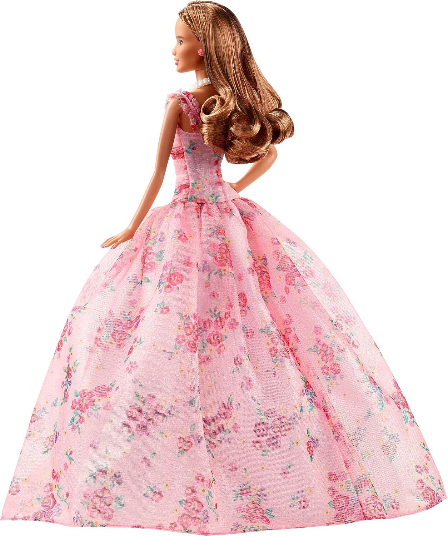 Amazon.com: Barbie - Muñeca de cumpleaños: Toys & Games