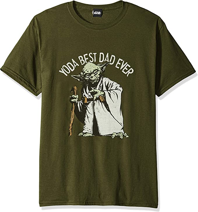 STAR WARS Men's Officially Licensed Tees for Dad