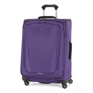 Travelpro Maxlite 4 25  Expandable Spinner, Purple