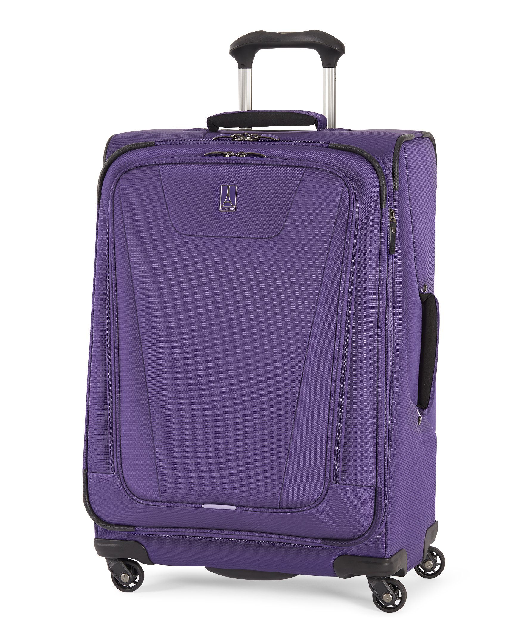 Travelpro Maxlite 4 25'' Expandable Spinner, Purple