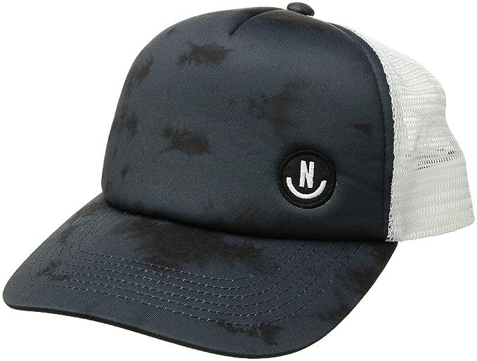 NEFF Women s Luna Mesh Hat-Flat Billed Snapback Trucker Cap 2bd8b3202cf