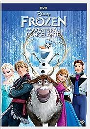 Frozen Uma Aventura Congelante [DVD]