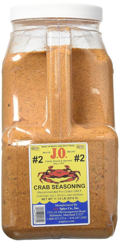 J.O. Crab Seasoning, 184 Ounce