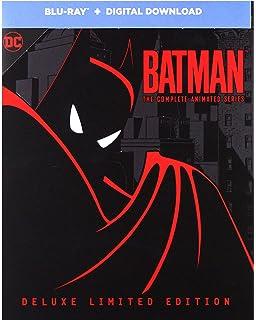 Amazon.com: Batman 80th Anniversary Collection (Blu-ray ...