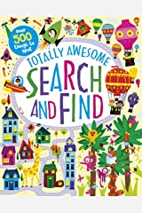 Totally Awesome Search and Find (Activity Book) Paperback