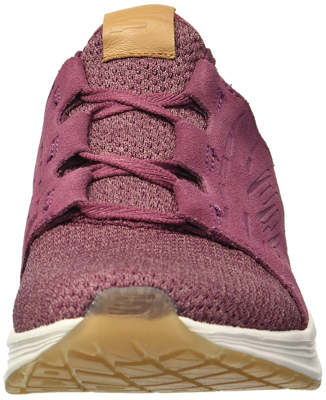 Skechers 13045/GRY Burgundy Skyline-Dashin-Thru Damen Sneaker grau/Silber Burgundy 13045/GRY 6f085e
