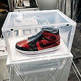 TWIKIK Sneaker Shoe Box -3 Pack Acrylic Sneaker