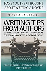 Writing tips from Authors (For writers and authors Book 2) Kindle Edition