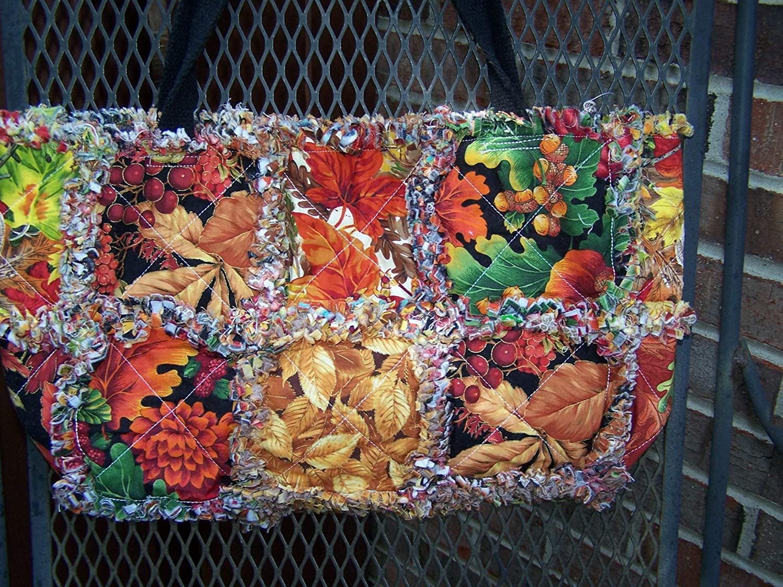 Handmade Quilts Rag Handbag