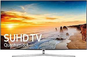 Samsung UN55KS9000 55-Inch 4K Ultra HD Smart LED TV (2016 Model)