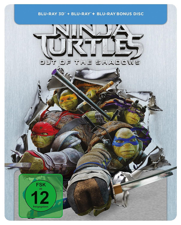 Teenage Mutant Ninja Turtles - Out of the Shadows ...