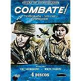 Combate 5ª Temporada Volume 1 Digibook 4 Discos