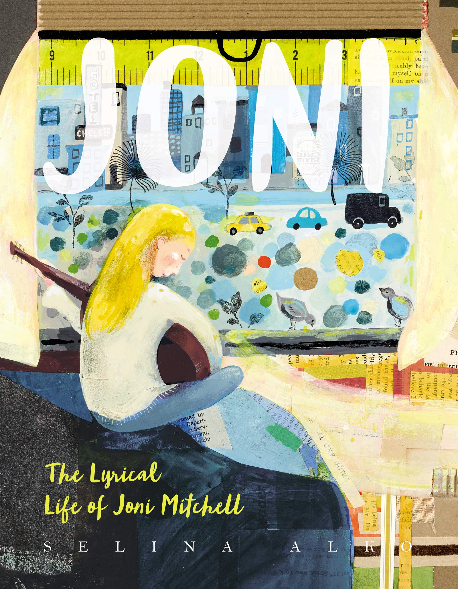 Joni: The Lyrical Life of Joni Mitchell by HarperCollins