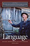 The New Encyclopedia of Southern Culture: Volume 5: Language