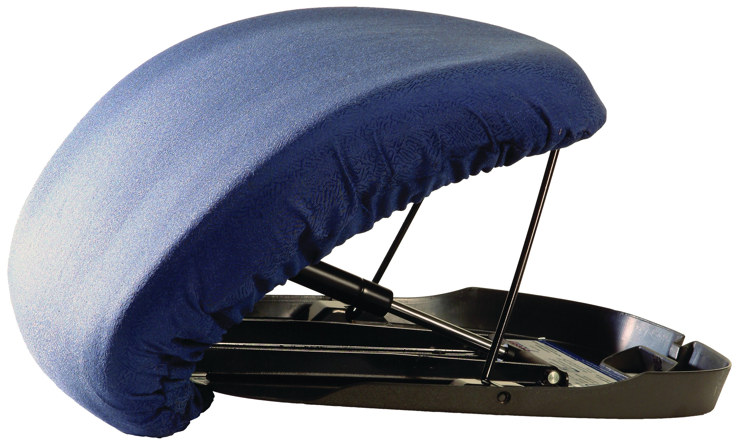 Carex Upeasy Seat Assist Plus, Portable Hydropneumatic Lifting Seat, with Support for Up to 340 Pounds, Provides 70% Assistance by Carex Health Brands