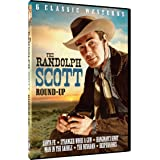 Randolph Scott Round-Up - Volume Two - 6 Films