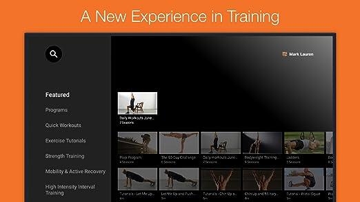 Amazon com: MarkLauren On Demand: Fitness: Appstore for Android