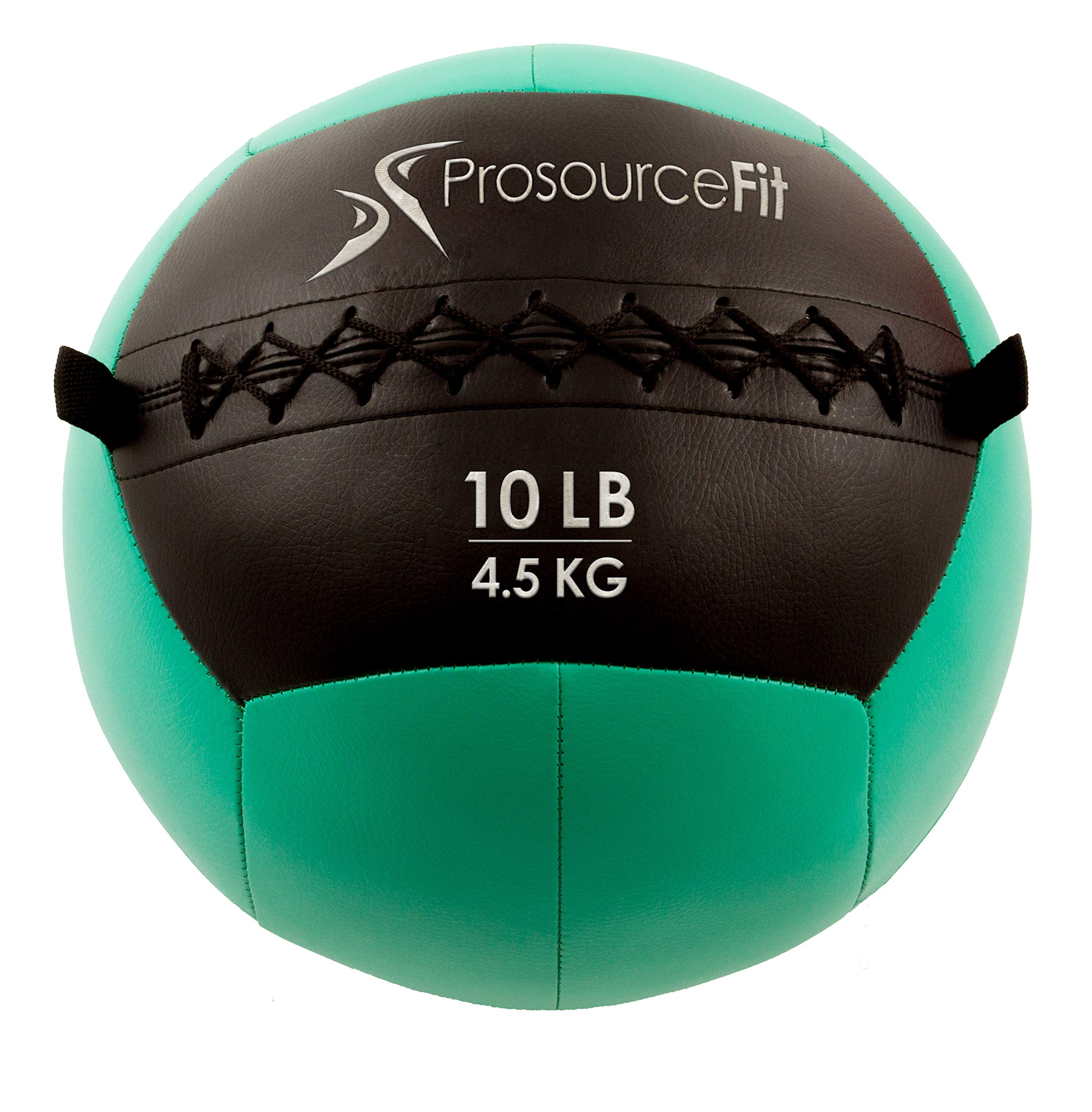 ProsourceFit Soft Medicine Balls for Wall Balls and Full Body Dynamic Exercises, Color-Coded Weights: 10 lb