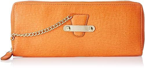 Baggit Women's Wallet (Orange)