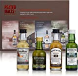 Peated Malts of Distinction Whisky Tasting Gift Box 4 x 50ml