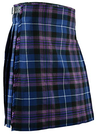 8fbe44d1d5a5 Pride kilt 40Pride of Scotland Mens Kilt Tartan Kilts Highland dress   Amazon.co.uk  Clothing
