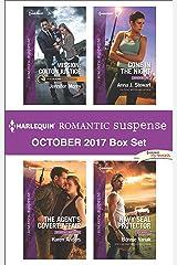Harlequin Romantic Suspense October 2017 Box Set: An Anthology Kindle Edition