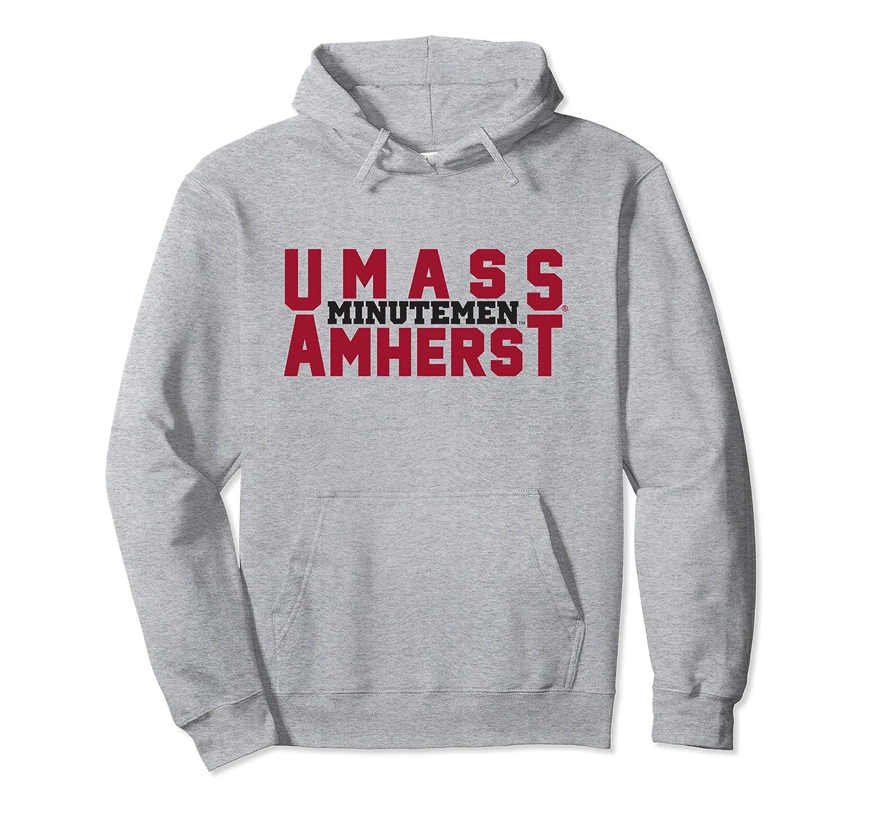 Massachusetts Minutemen UMass Amherst NCAA Hoodie CQ4FN04-alottee gift