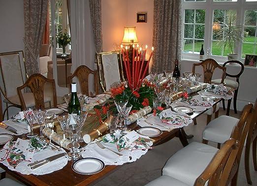 Boda Decoración Mesa velas – decoraciones de fiesta Bouquet – 7 ...
