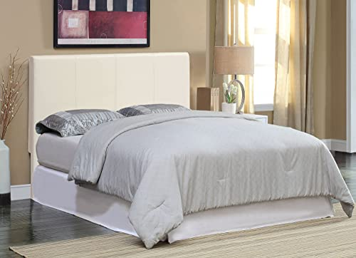 Cheap Furniture of America Malena Leatherette Headboard modern headboard for sale