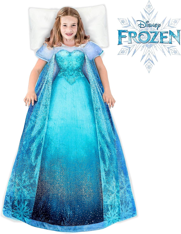 Amazon Com Blankie Tails Disney Frozen Wearable Blanket
