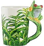 Decodyne Wildlife Series Coffee Mug (Frog)