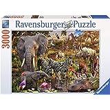 Ravensburger Puzzle - 170517 The Big Five, 3000 Teile