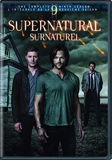 Supernatural season 9 bilingual amazon jared padalecki supernatural season 9 bilingual voltagebd Image collections