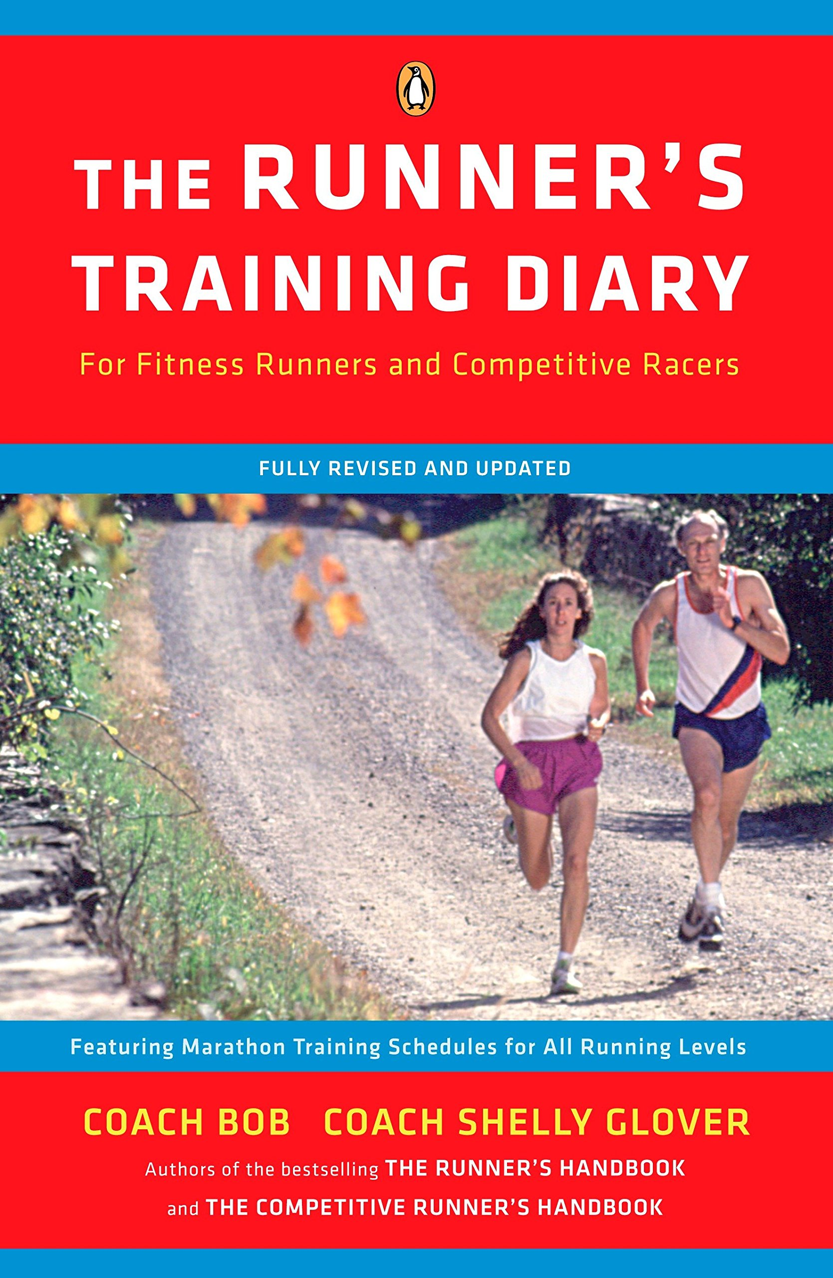 The Runner's Training Diary: For Fitness Runners and Competitive Racers PDF