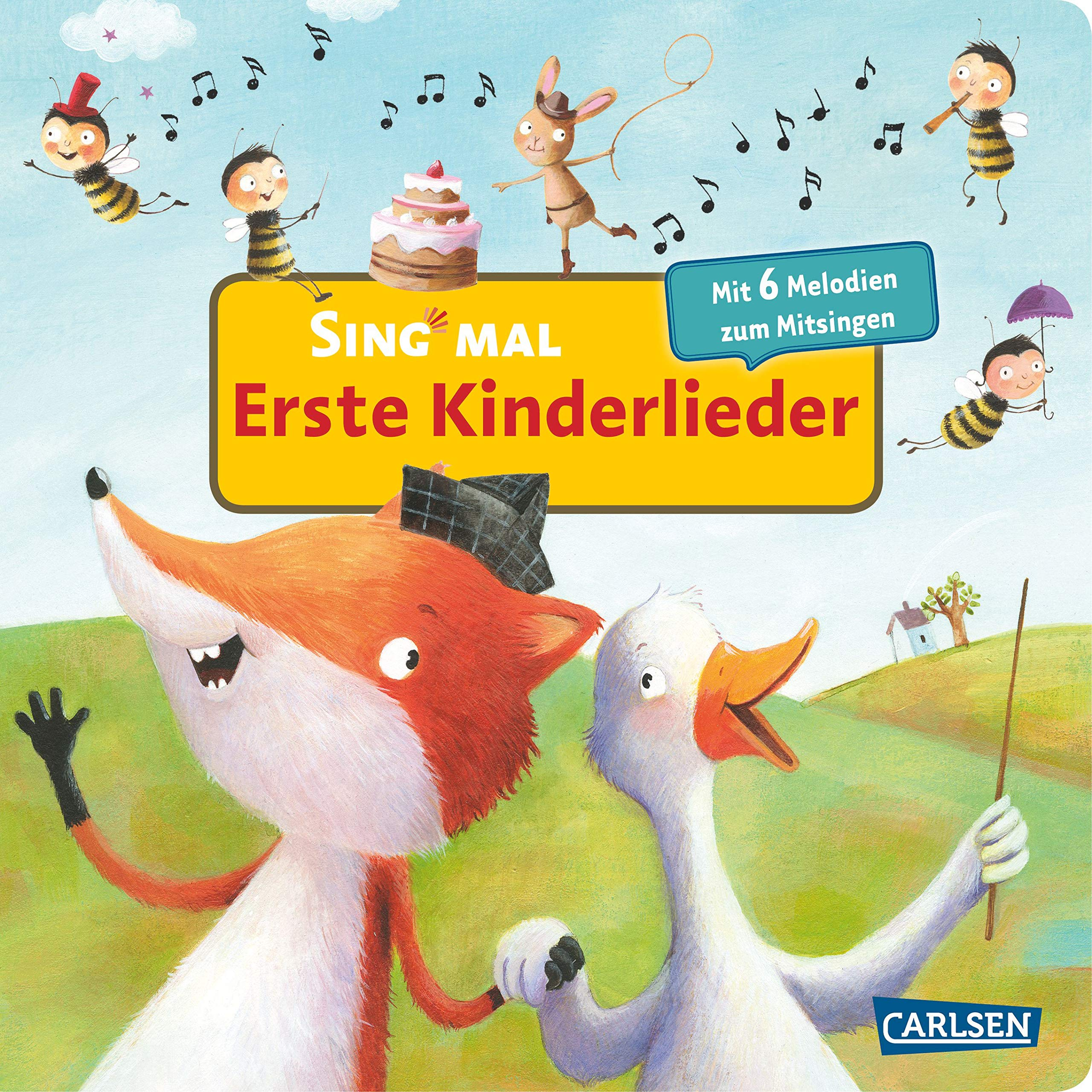 Sing Mal  Soundbuch   Erste Kinderlieder