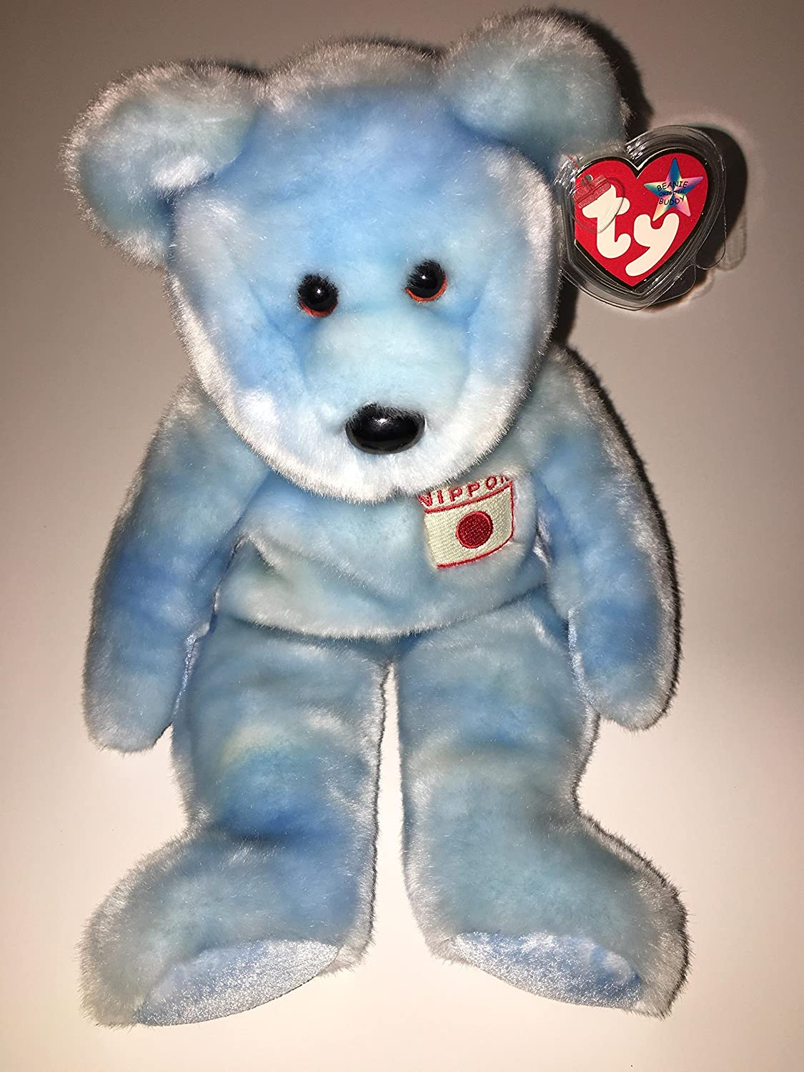 Ty Beanie Buddies Nipponia - Bear (Japan Exclusive)