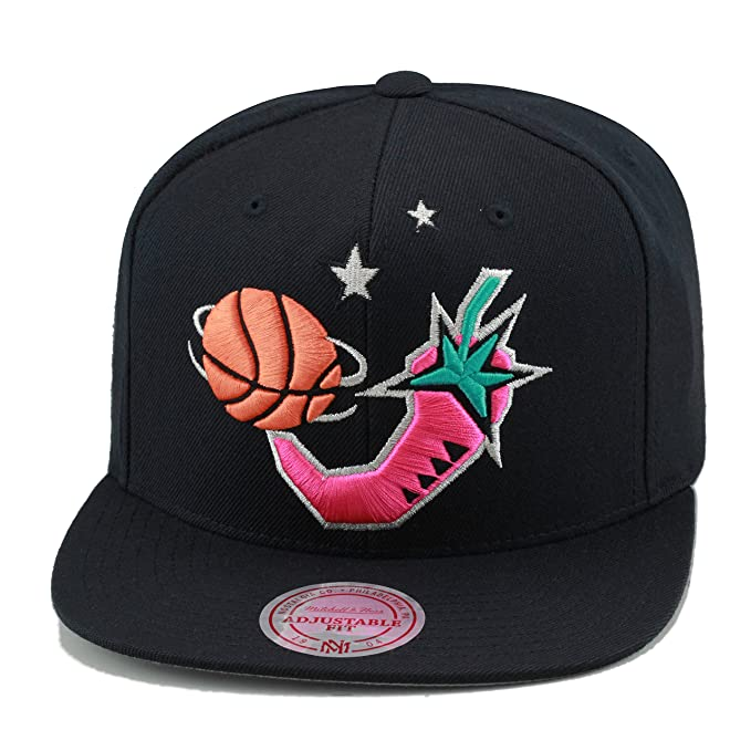 Image Unavailable. Image not available for. Color  Mitchell   Ness NBA All  Star Game 1996 Snapback Hat ... ae5f3a7a410a