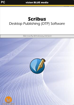 Scribus - Desktop Publishing (DTP) Software - Download Version [Download]