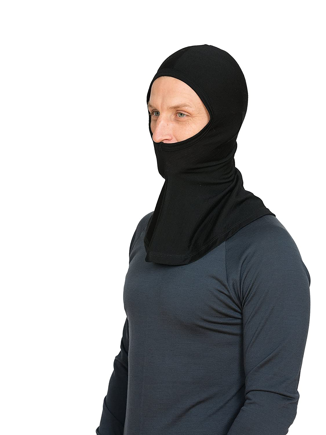 Brass Monkeys 100% Merino Wool Balaclava Made in New Zealand