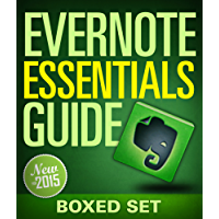 Evernote Essentials Guide (Boxed Set): Evernote Guide For Beginners for  Organizing Your Life