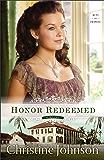 Honor Redeemed (Keys of Promise Book #2): A Novel