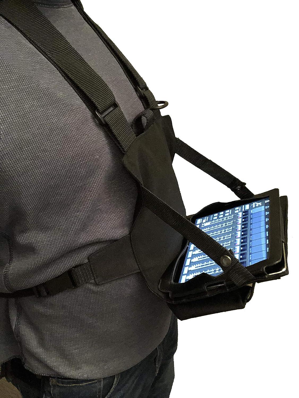 Gig Gear 2ハンドタッチチェストハーネス 12.9インチiPad Pro、サーフェス、その他のタブレット用   B07H12J3K1