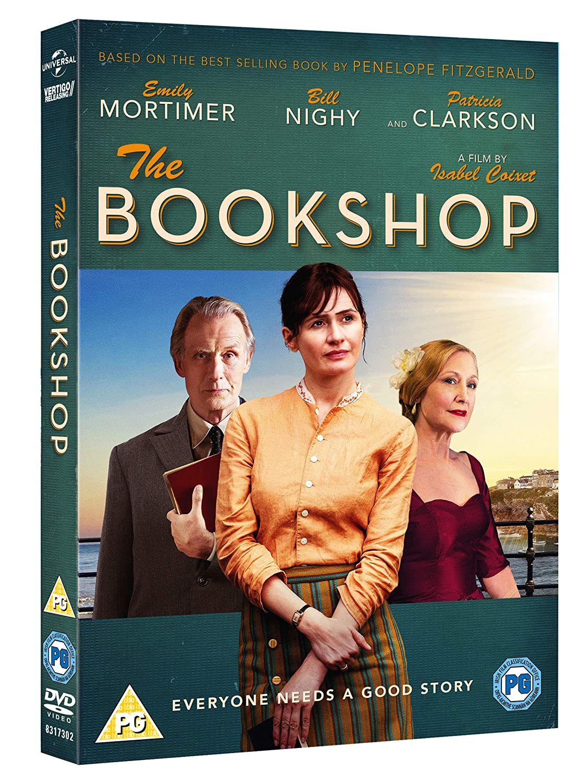 75ea591c0dee Amazon.com: The Bookshop (DVD) [2018]: Movies & TV