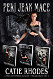 Peri Jean Mace Ghost Thriller Box Set 1: Books 1-3: Forever Road, Black Opal, Rocks & Gravel (Peri Jean Mace Ghost Thrillers)