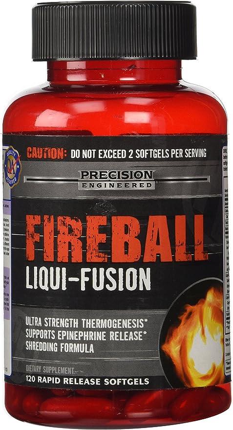 fireball liqui fusion fat burner