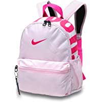 Nike Unisex-Child Backpack, Pink/Laser Fuchsia - NKBA5559