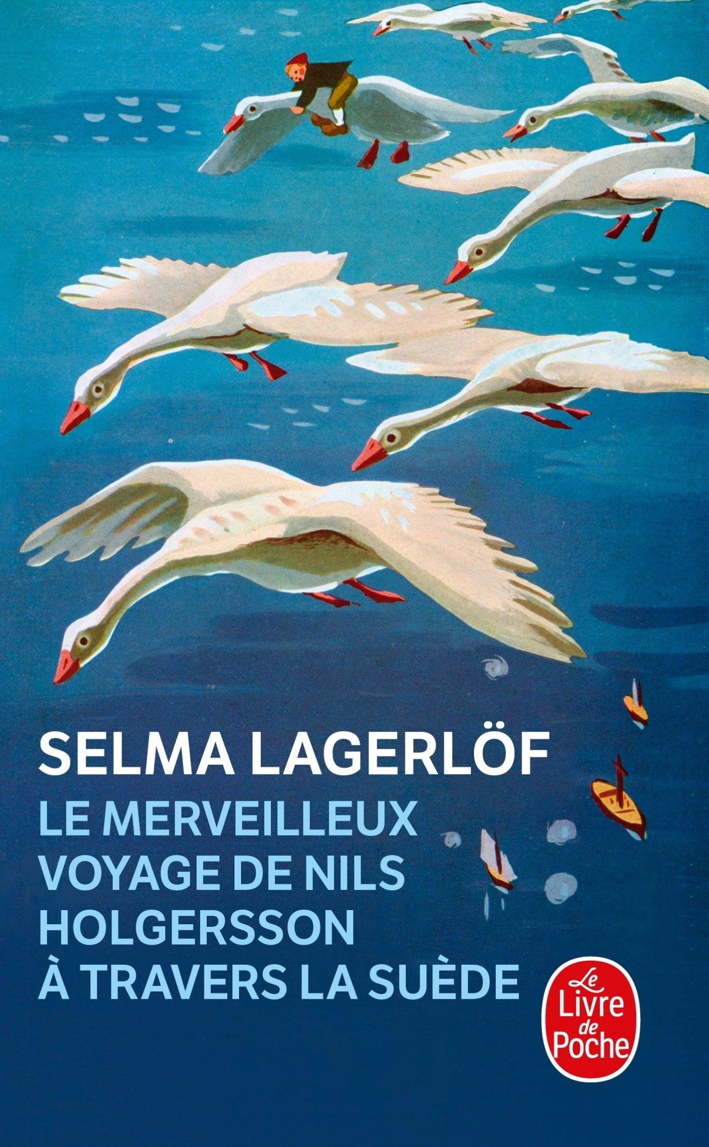 Le merveilleux voyage de Nils Holgersson à traver...